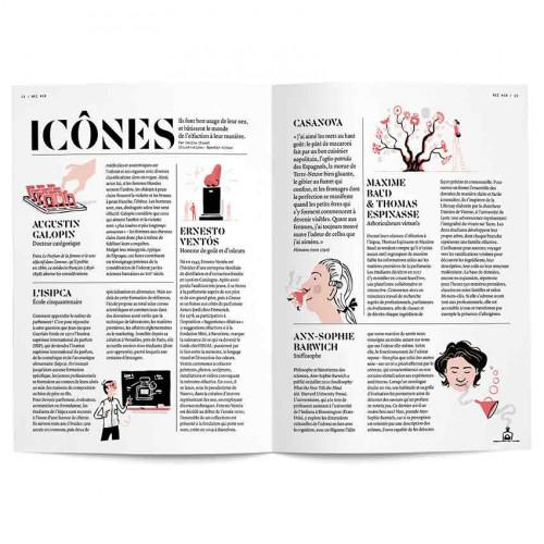 Nez #10 - Icônes