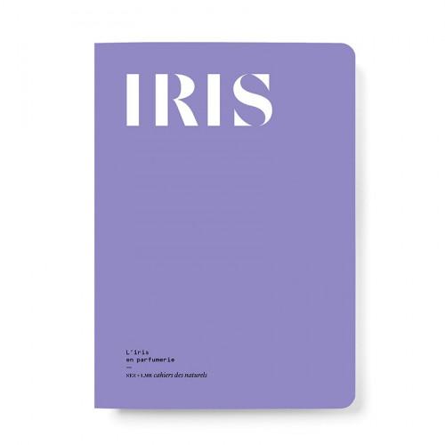 Couverture - L'Iris en parfumerie