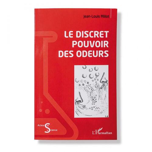 Couverture - Le discret pouvoir des odeurs