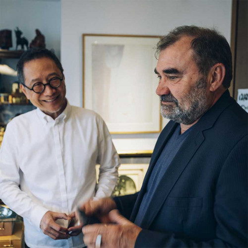 Maurice Roucel / Alan Chan