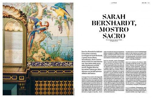 Sarah Bernhardt, mostro sacro