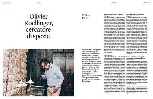 Olivier Roellinger, cercatore di spezie