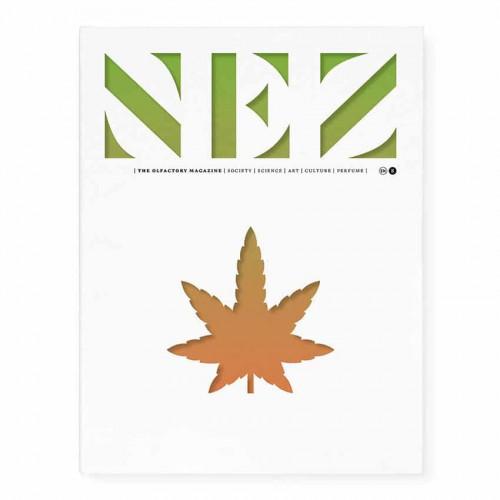 Cover - Nez, The olfactory magazine #8