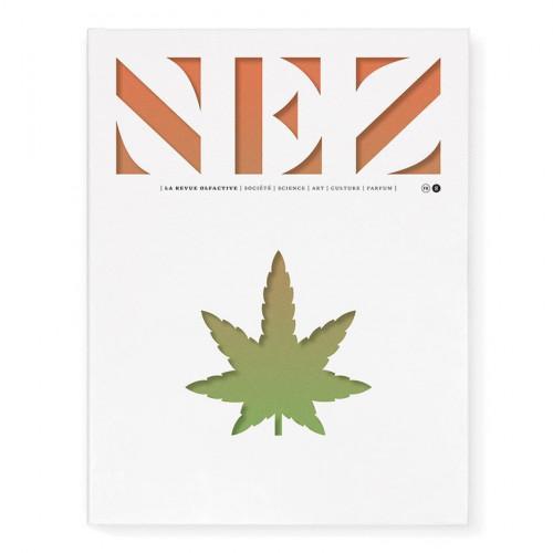 Couverture Nez#8, la revue olfactive