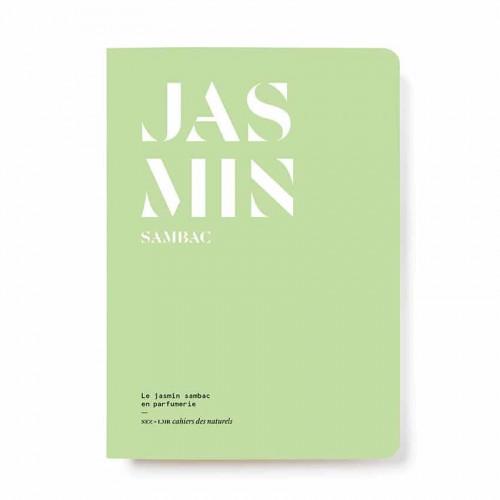 Couverture - Le jasmin sambac en parfumerie