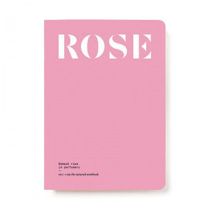 Cover Damask Rose in Perfumery