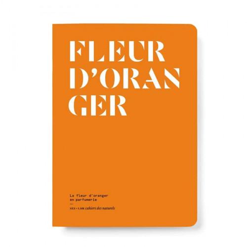Couverture - La Fleur d'oranger en parfumerie