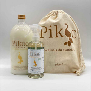 Pikoc - Pochette découverte Oranger en fleurs