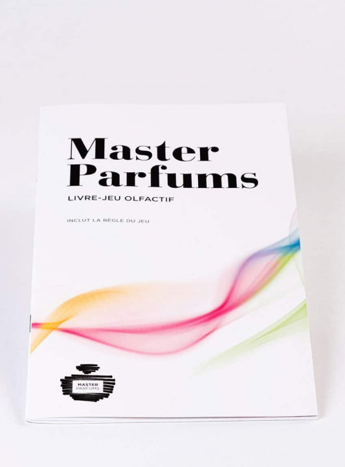Master parfums - Livre Jeu