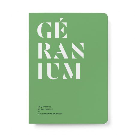 Le Géranium en parfumerie