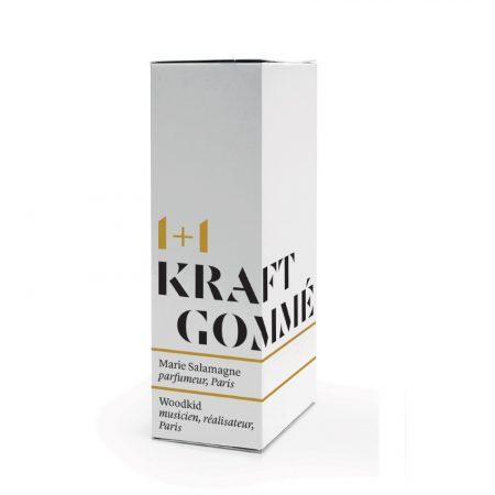 Kraft gommé